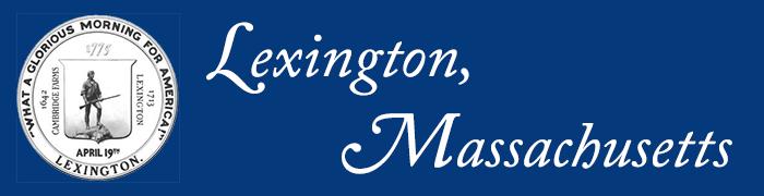 Lexington MA Town Seal