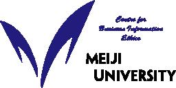Centre for Business Information Ethics, Meiji Univ