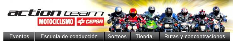 Action Team Motociclismo Cepsa