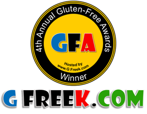 3rd Annual Gluten Free Awards
