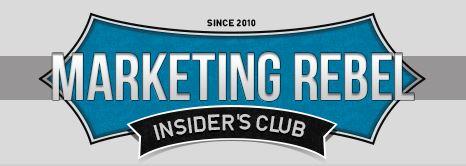 Marketing Rebel Insider's Club