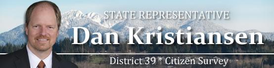 Rep. Dan Kristiansen - Citizen Survey