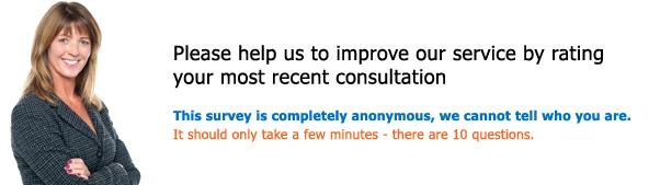wye surgery patient survey