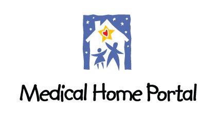Medical Home Portal stacked logo