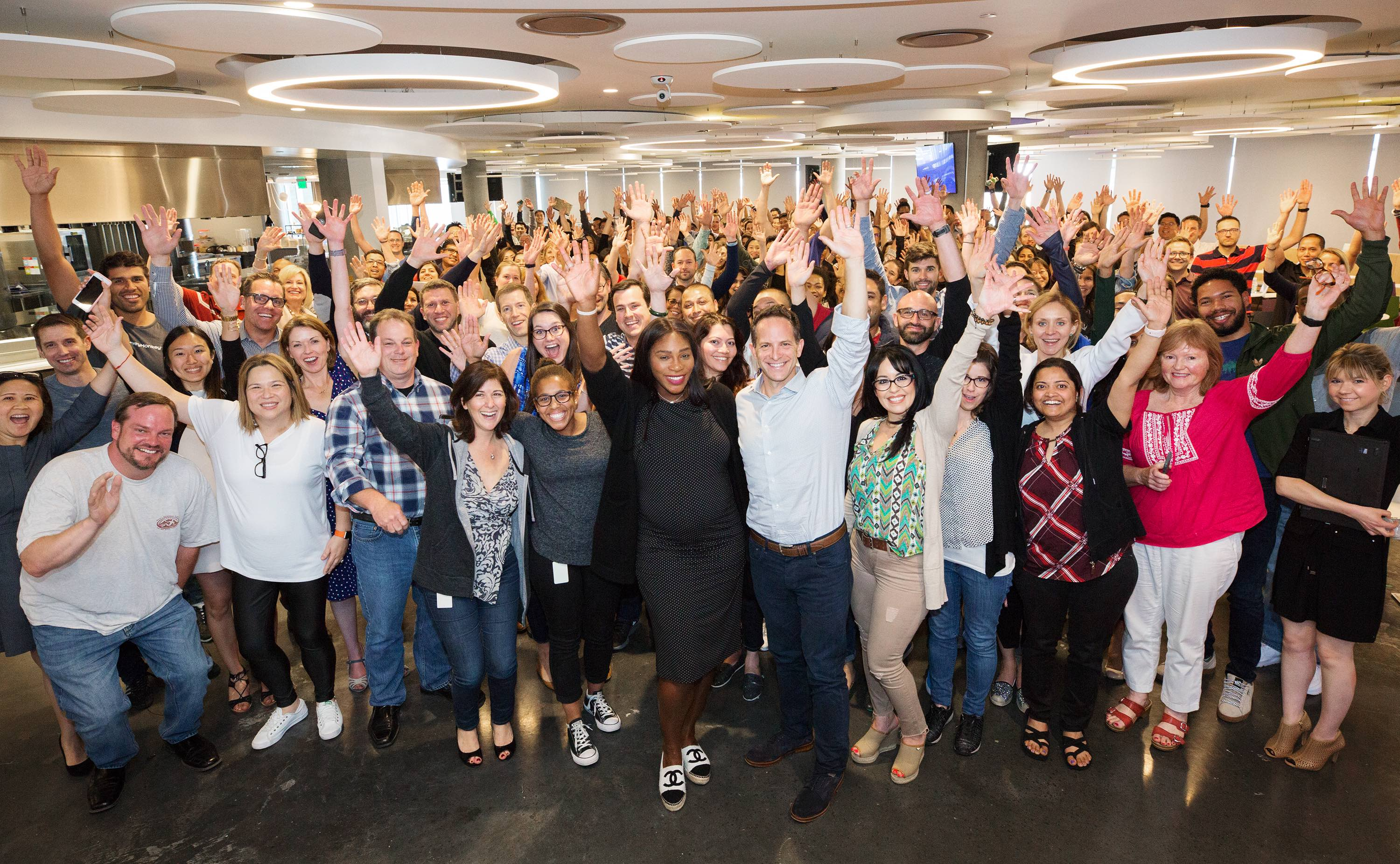SurveyMonkey ranked on FORTUNE's Top 150 Best Medium & Small Workplaces