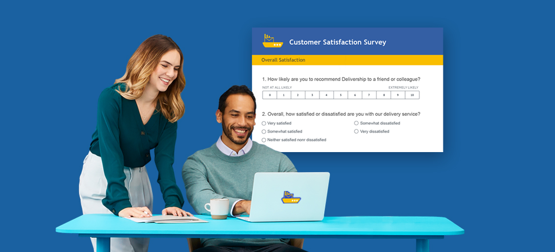 Make your surveys more engaging by matching them with your brand style