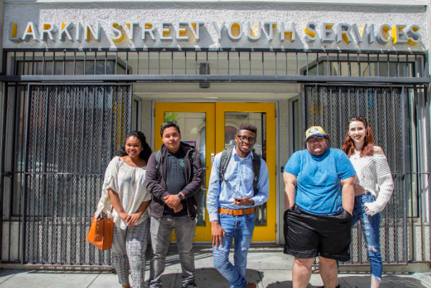 How SM4G + Larkin Street Youth helps empower youth to move beyond homelessness