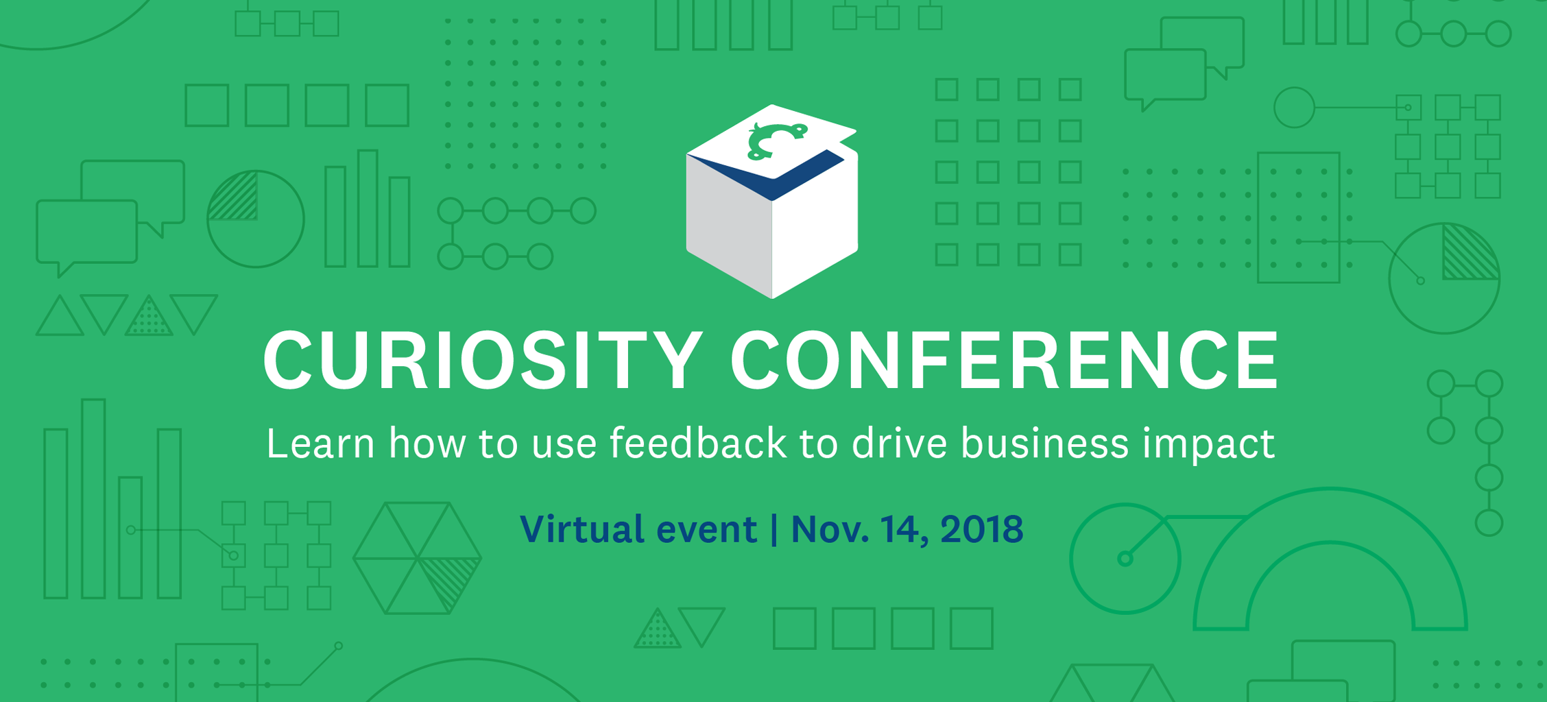 Business leaders share their secrets at Curiosity Conference