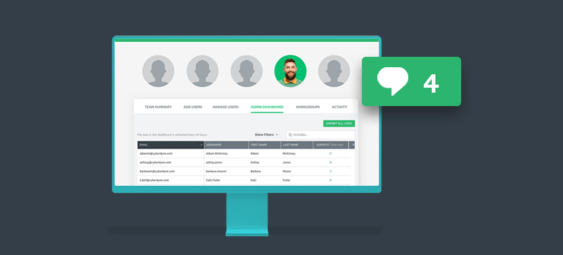 How anyone can use SurveyMonkey tools to boost collaboration