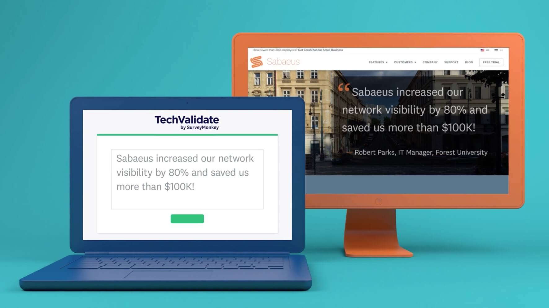TechValidate product