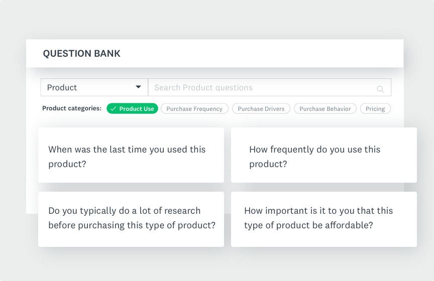 Guided question bank