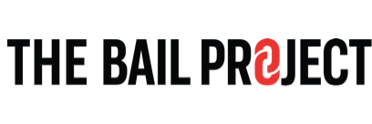 The bail project logo