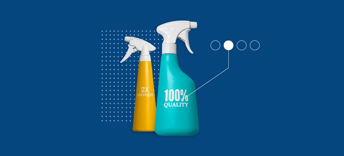 A guide to marketing claims: Unpacking the framework used at The Clorox Company