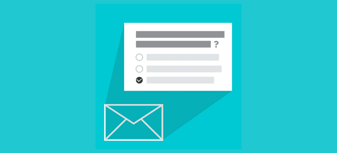 New! Boost completion rates with embedded questions in emails