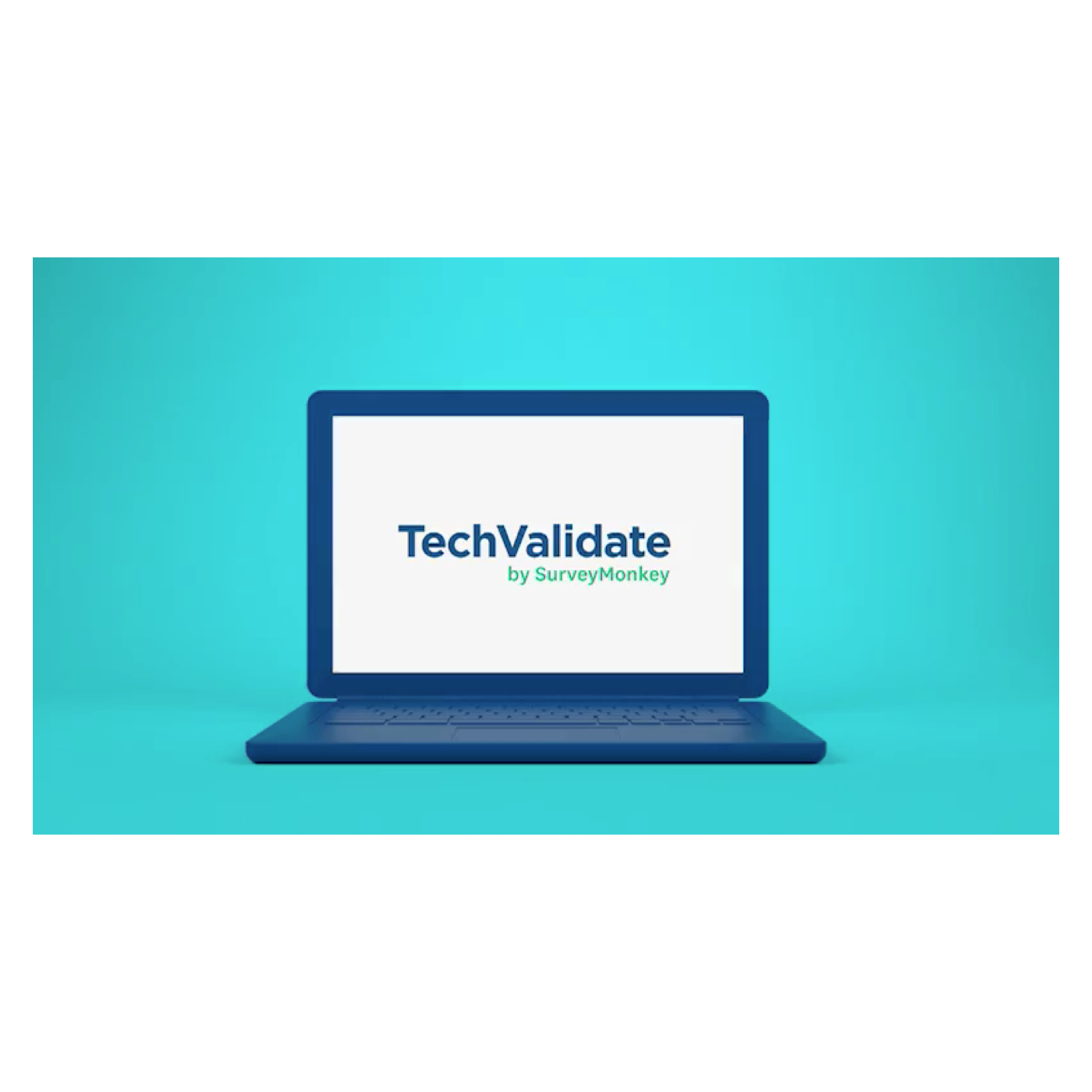 Computer with TechValidate