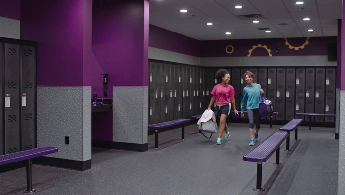 Mujeres en Planet Fitness